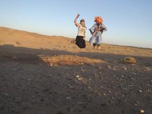 mirijam and Kirsh